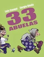 33 Abuelas (comic)
