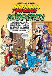 Mortadelo y Filemón ¡Espías!