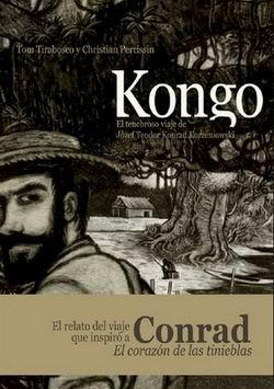 Resultado de imagen de kongo tenebroso viaje