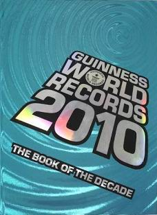Libro Guinness de los Records 2010