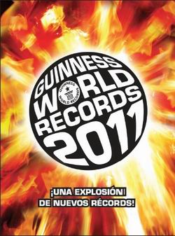 Libro Guinness de los Records 2011
