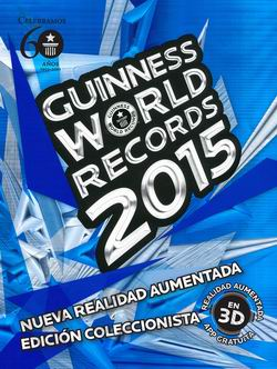 Libro Guinness de los Records 2015
