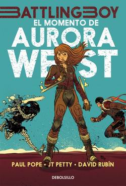 Battling Boy: El momento de Aurora West, 1