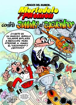 "Mortadelo y Filemón contra Jimmy el ""cachondo"""