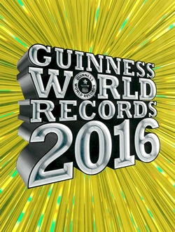 Libro Guinness de los Records 2016