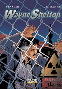 Wayne Shelton (Integral 4-Vol 10-12)