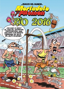 Mortadelo y Filemón Río 2016