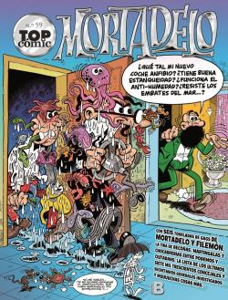 Top Comic nº 59 Mortadelo