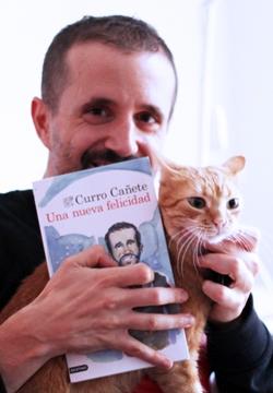 Curro Cañete. Biografías y libros de autores en Anika