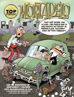 Top Cómic Mortadelo 61 El brujo
