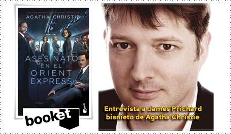 Entrevista a James Prichard, bisnieto de Agatha Christie