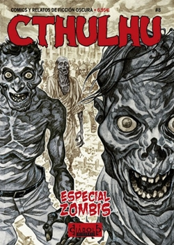 Cthulhu nº 8 especial zombis