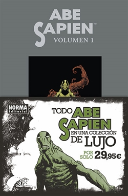 Abe Sapien Integral Vol. 1