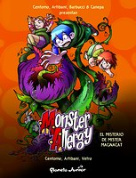 Monster Allergy 3. El misterio de Mister Magnacat